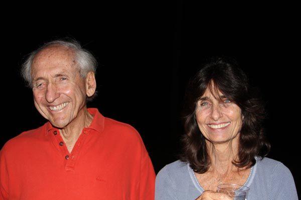 Peter Cole e a esposa Sally. Foto: Rellsunn.com